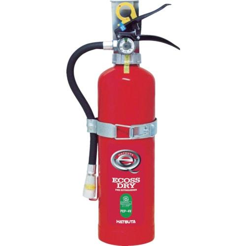 HATSUTA 蓄圧式粉末消火器 自動車用4型_