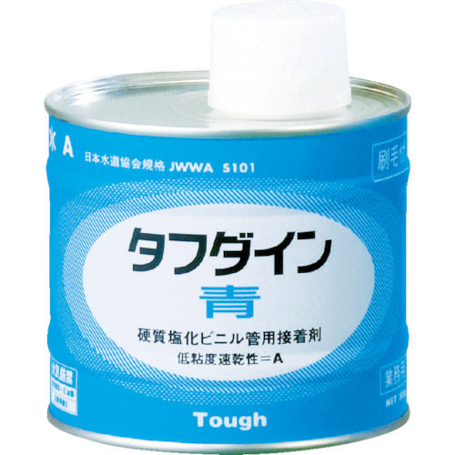 クボタケミックス 塩ビ用接着剤 青 100G
