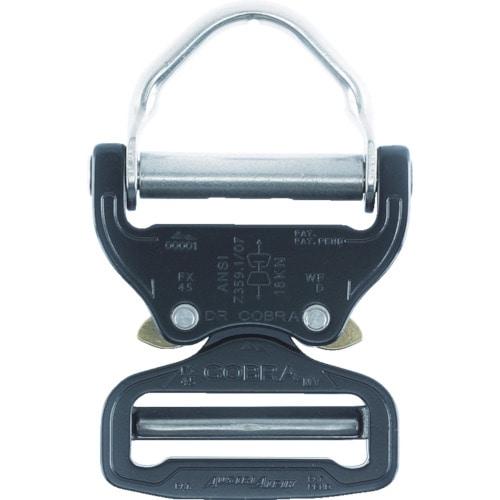 ALPIN COBRA バックル 45mm Dリング 各色