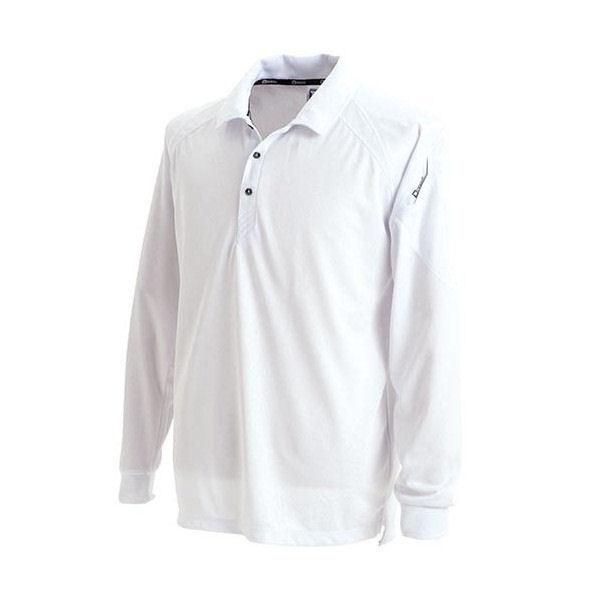 3075 長袖ポロシャツ 各種