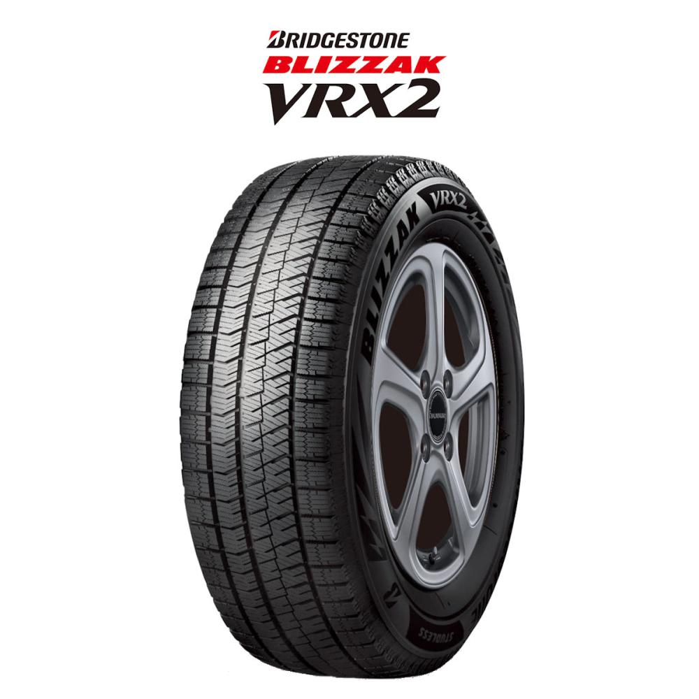 BSブリザックVRX2AWセット155/65R14
