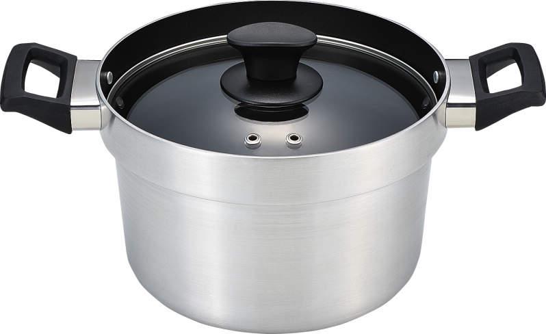 リンナイ 5合炊き炊飯鍋 RTR-500D シルバ-