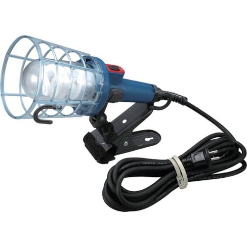 ハタヤ ハタヤ防雨型蛍光灯ケイハンドランプ 18W電球型蛍光灯ランプクリップ付_