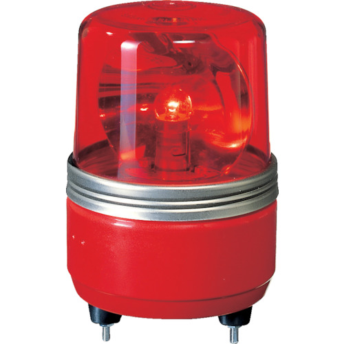 パトライト SKH-EA型 小型回転灯 100 赤_
