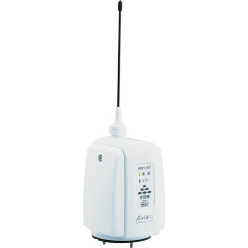 パトライト ワイアレスコントロールユニット高速版送信機タイプ白_