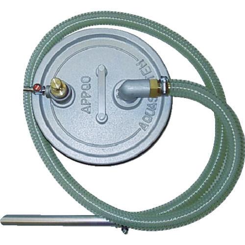 アクアシステム 液体専用エア式掃除機 オイル用オープンペール缶専用ポンプ_