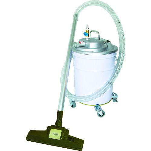 アクアシステム エア式掃除機セット 乾湿両用クリーナー(オプション付)_