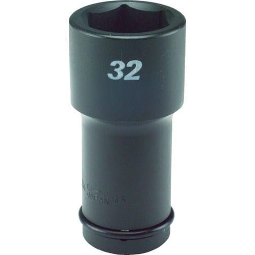 FPC インパクト ロング ソケット 差込角19mm 対辺30mm 1.3/16_
