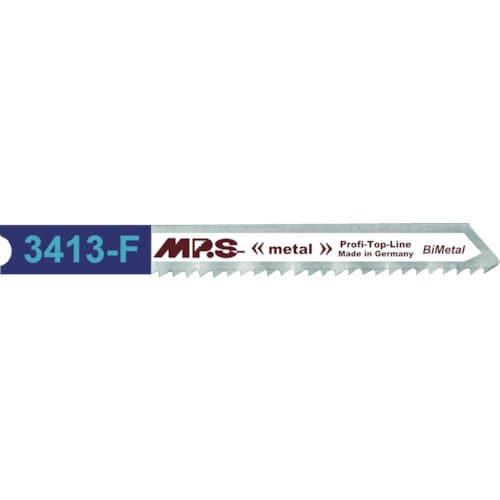 MPS ジグソーブレード 多種材用 3413F (5枚入)_