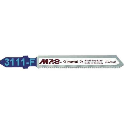 MPS ジグソーブレード 多種材用 3111F (5枚入)_