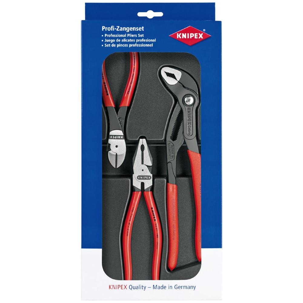 KNIPEX プライヤーセット_