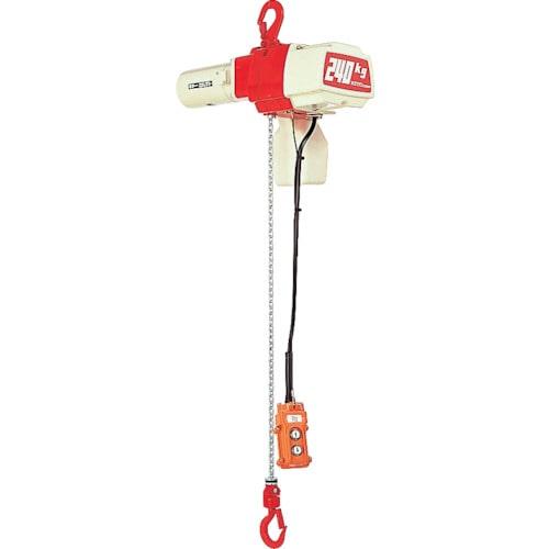 キトー セレクト 電気チェーンブロック 2速 160kg(ST)x3m_