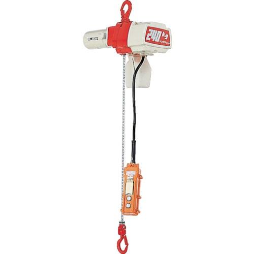 キトー セレクト 電気チェーンブロック 2速選択 60kg(SD)x3m_