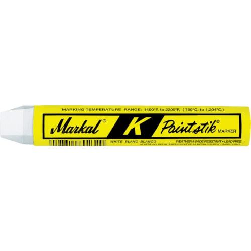 LACO Markal 超耐熱マーカー ペイントスティック K 白 983―_
