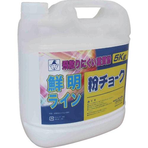 たくみ 粉チョーク5kg 各色