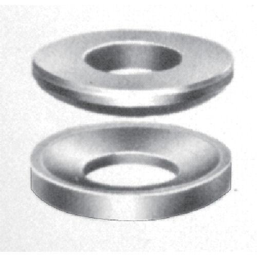 スーパーツール 球面座金(M24用)凸凹1組_
