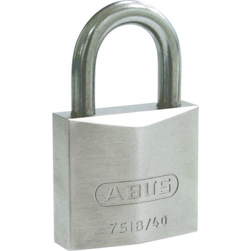 ABUS 真鍮南京錠 EC75IB-40 ディンプルシリンダー 同番_
