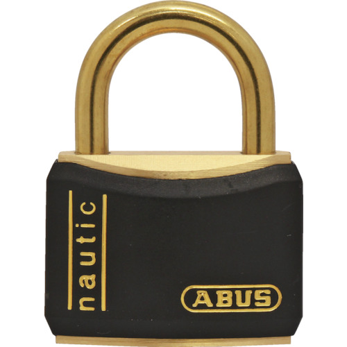 ABUS 真鍮南京錠 T84MB-35 バラ番_
