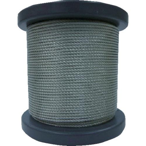 O.C.R SUSワイヤロープ2.00mm 7×7 50m巻コート無_