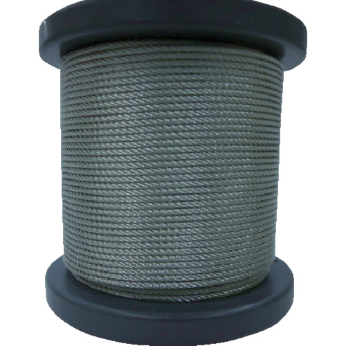 O.C.R SUSワイヤロープ1.50mm 7×7 50m巻コート無_