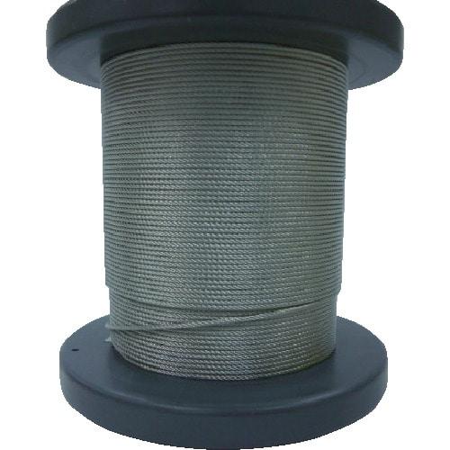 O.C.R SUSワイヤロープ1.20mm 7×7 50m巻コート無_