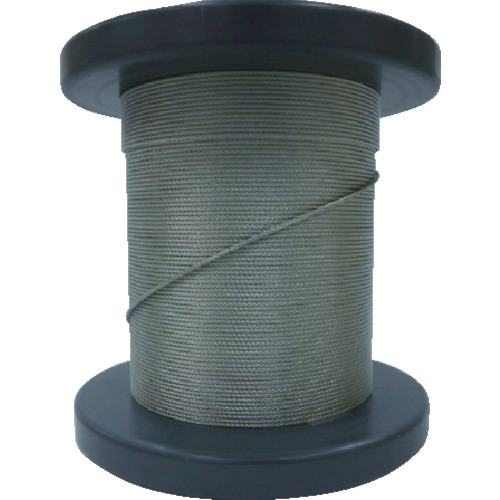 O.C.R SUSワイヤロープ1.00mm 7×7 50m巻コート無_