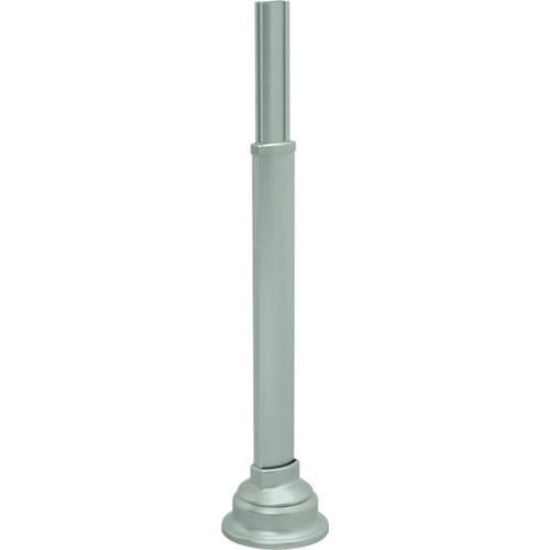 アロン 安寿アプローチ用手すり 支柱スロープ対応式R_