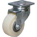 シシク 低床重荷重用キャスター 自在 100径 GSPO車輪_