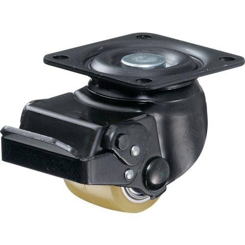 ハンマー 低床式 重荷重用 自在SP付 ウレタンB車 50mm_