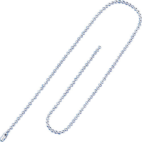 緑十字 玉鎖(ボールチェーン) 2.5×400mm 10本1組 各種