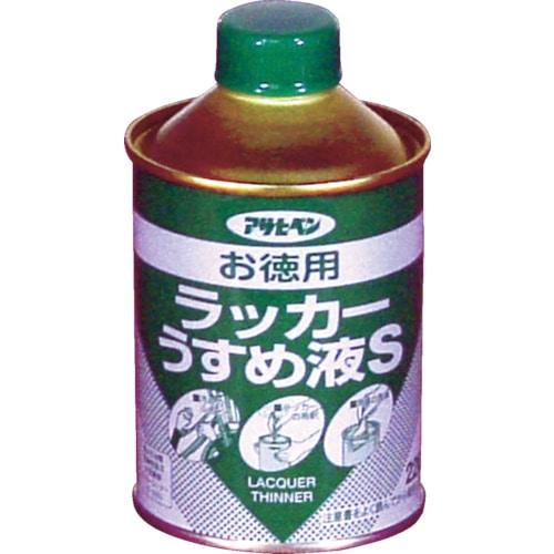 アサヒペン お徳用ラッカーうすめ液S220ML_