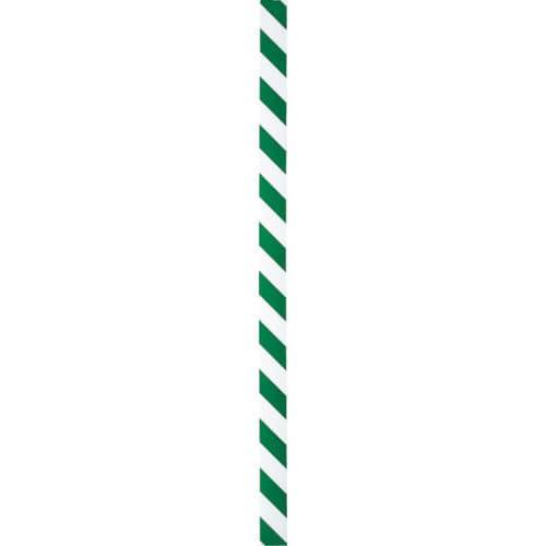 TRUSCO マグネット反射シート 緑・白 各種
