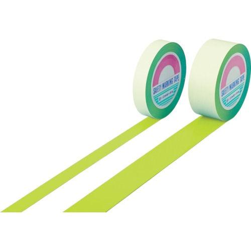 緑十字 ガードテープ オレフィン樹脂(表面ポリエステル加工) 25幅×20m_