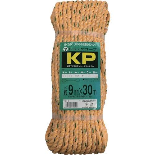 ユタカ ロープ KPトラックロープ(OB) 9×30_