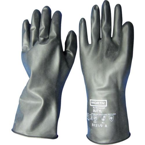 ノース ブチル手袋 L_