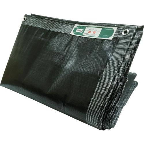 ユタカ 軽量防炎メッシュシート 1.8m×3.6m 各色