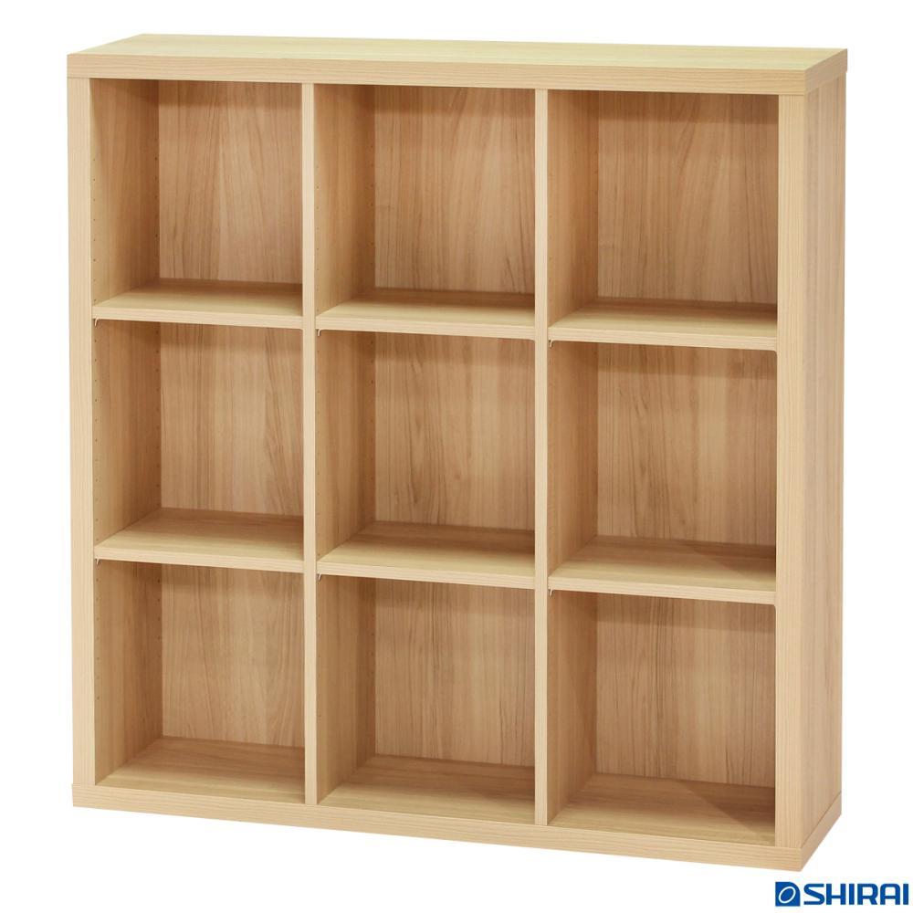 書棚セパルテック SEP-1111 各色