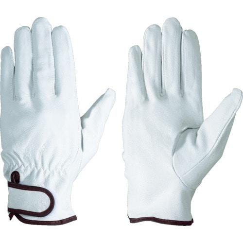 シモン 豚本革手袋マジック式717豚白 各サイズ