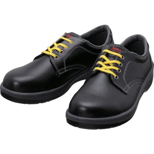 シモン 静電安全靴 短靴 7511黒静電靴 各サイズ