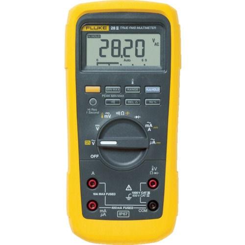 FLUKE 防水・防塵マルチメーター(温度測定機能・ローパスフィルター)_