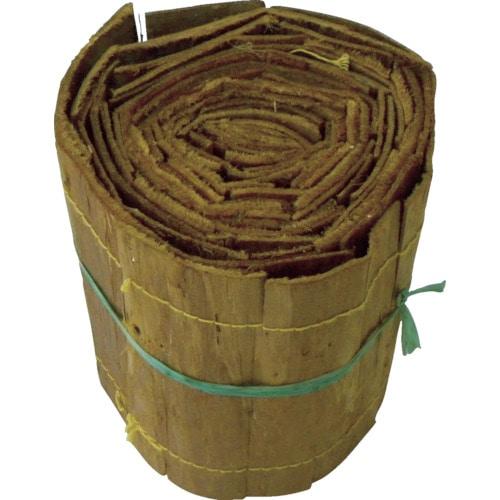 伝蔵 杉皮テープ 20cmX5m_