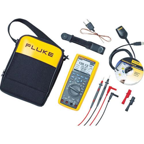 FLUKE デジタルマルチメーター289/FVF標準付属品_