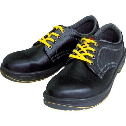シモン 静電安全靴 短靴 SS11黒静電靴 27.5cm_