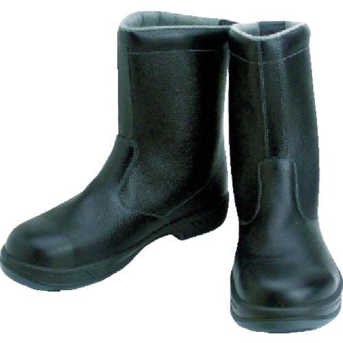 シモン 安全靴 半長靴 SS44黒 29.0cm_
