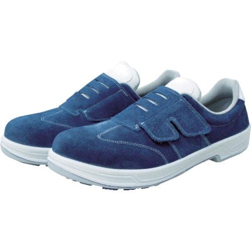 シモン 安全靴 短靴マジック式 SS18BV 各サイズ