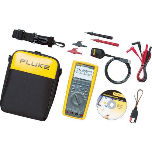 FLUKE デジタルマルチメーター287/FVF標準付属品_