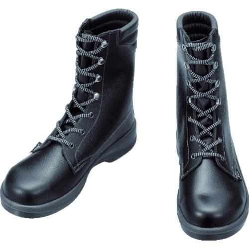 シモン 安全靴 長編上靴 7533黒 各サイズ