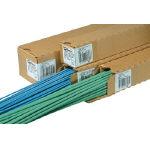 パンドウイット 熱収縮チューブ 標準タイプ 青 (1箱(袋)=25本入)_