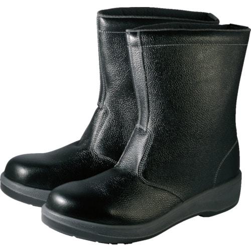 シモン 安全靴 半長靴 7544黒 各サイズ