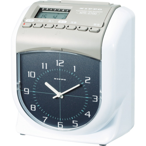 ニッポー タイムレコーダー NTR-2700_